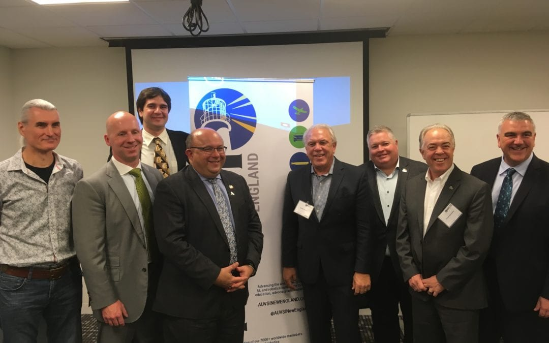 AUVSI Forum on Cybersecurity in Autonomous Vehicles Showcases Boston and Waterloo Innovation